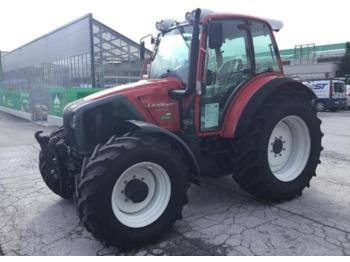 Lindner Geotrac 84 ep Pro - wheel tractor