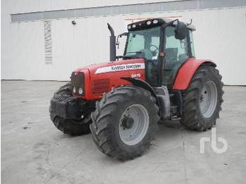 MASSEY FERGUSON 6475 DYNA6 4WD Agricultural Tractor - wheel tractor