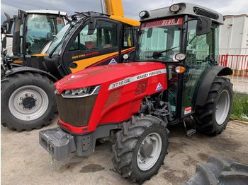 MASSEY FERGUSON MF3710GE  for rent - wheel tractor