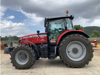 MASSEY FERGUSON MF7718 S Dyna 6  for rent - wheel tractor