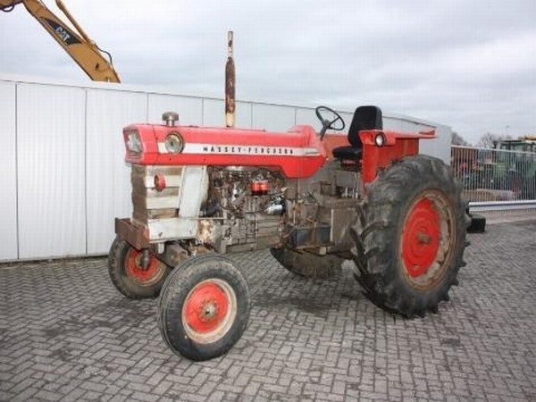 Massey Ferguson 1100 wheel tractor from Netherlands for sale at
