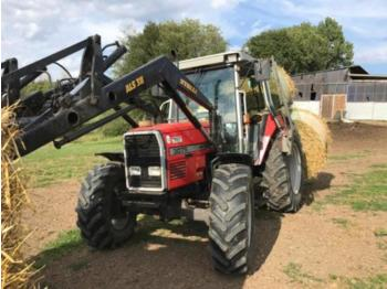 Massey Ferguson 3075 Dynashift - wheel tractor