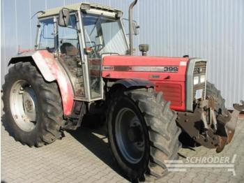 Wheel tractor Massey Ferguson 399 A - Truck1 ID: 3831347