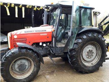 Massey Ferguson 4455 - wheel tractor