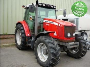 Massey Ferguson 6160 Dynashift wheel tractor from Germany for sale