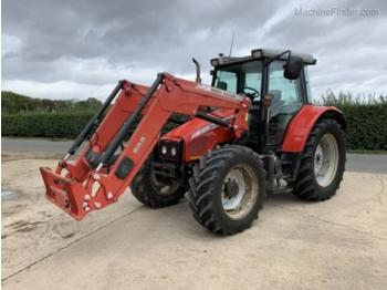 Massey Ferguson 5455 & loader - wheel tractor