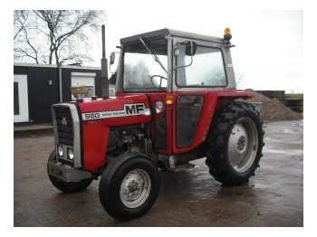 Massey Ferguson 550 wheel tractor from Netherlands for sale at Truck1, ID: 926230
