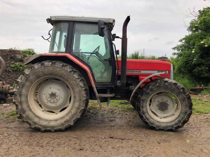 Wheel tractor Massey Ferguson 6160 - Truck1 ID: 3396303