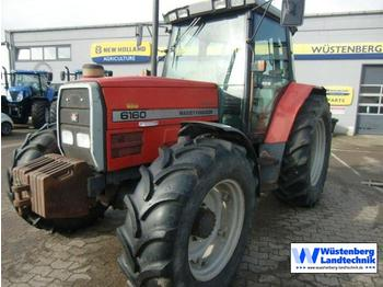 Wheel tractor Massey Ferguson 6160 Dynashift