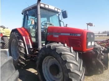 MASSEY FERGUSON 6255 wheel tractor from Belgium for sale at Truck1