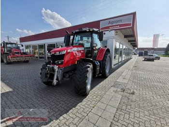 Wheel tractor Massey Ferguson 6713 S Dyna VT Exclusive