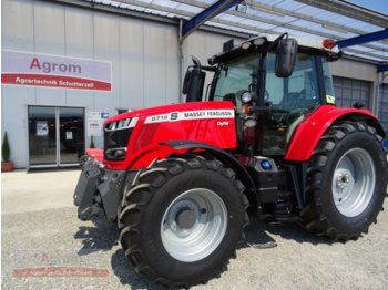 Wheel tractor Massey Ferguson 6714 S Dyna-6 EFFICIENT