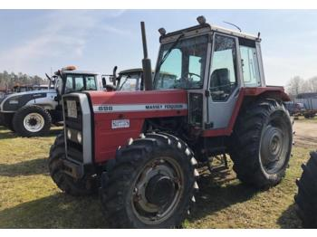 Massey Ferguson 6160 4X4 wheel tractor from France for sale at