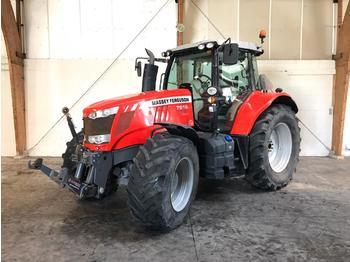 Wheel tractor Massey Ferguson 7618 Dyna-6