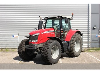 Wheel tractor Massey Ferguson 7618 Dyna-6 Efficient
