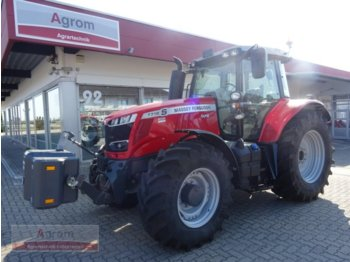 Wheel tractor Massey Ferguson 7718 S Dyna 6 EFFICIENT