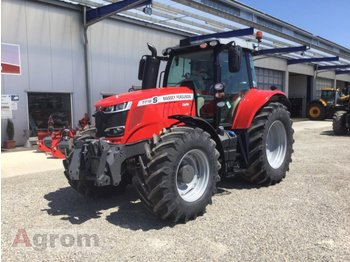 Wheel tractor Massey Ferguson 7718 S Dyna VT Exclusive