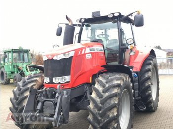 Wheel tractor Massey Ferguson 7722 Dyna VT Exclusive