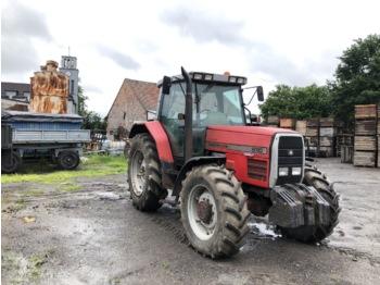Massey Ferguson 8110 - wheel tractor