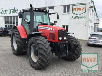 Wheel tractor Massey Ferguson mf 6480 dynashift