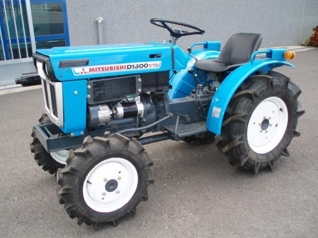 Mitsubishi Tractor 2454 : Mitsubishi d f dt wheel tractor from spain for