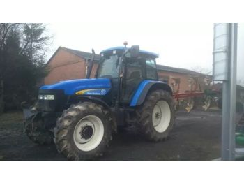 NEW HOLLAND 2006 - wheel tractor