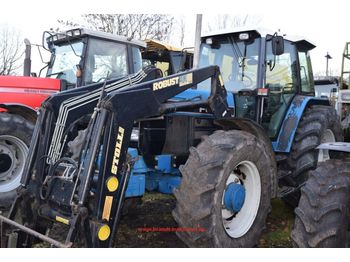NEW HOLLAND 8340 - wheel tractor