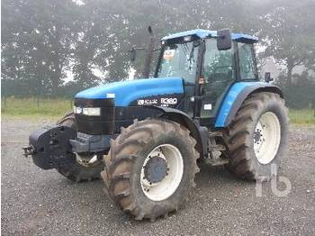 Wheel tractor NEW HOLLAND 8360