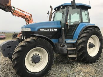 NEW HOLLAND 8870 - wheel tractor
