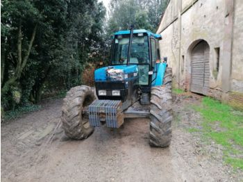 NEW HOLLAND FORD 8340 - wheel tractor
