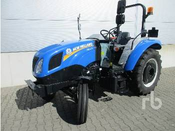 Wheel tractor NEW HOLLAND T4.55S