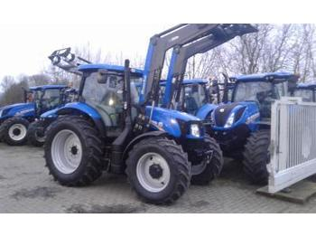 Wheel tractor NEW HOLLAND T6.120 TRACTOR