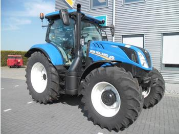 Wheel tractor NEW HOLLAND T6.165AC T4B TRACTOR