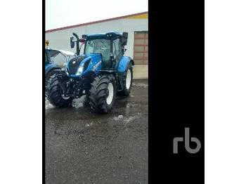 Wheel tractor NEW HOLLAND T6.180EC