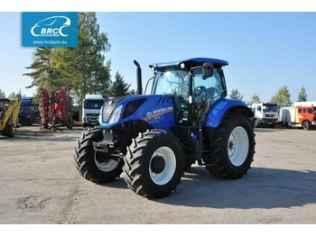 Wheel tractor NEW HOLLAND T7.175