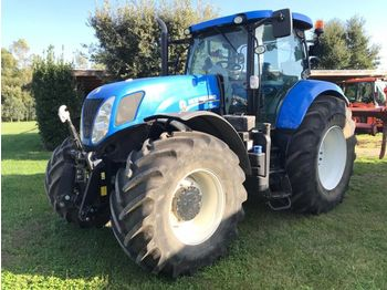 NEW HOLLAND T7-250 - wheel tractor