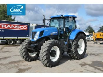 Wheel tractor NEW HOLLAND T7.270