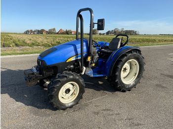 NEW HOLLAND TCE50 - wheel tractor