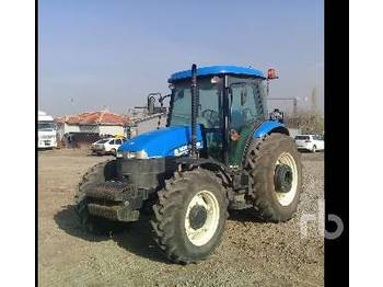 Wheel tractor NEW HOLLAND TD100 4WD