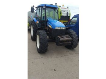 Wheel tractor NEW HOLLAND TD5050