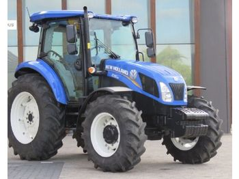NEW HOLLAND TD595 - wheel tractor