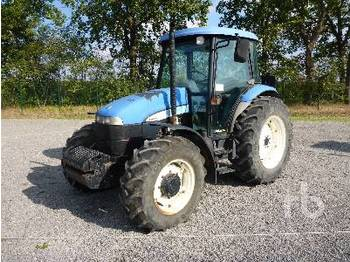 NEW HOLLAND TD95D - wheel tractor