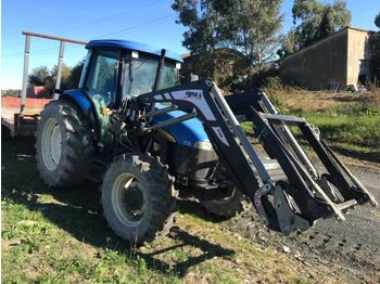 NEW HOLLAND TD 5050 - wheel tractor
