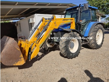 NEW HOLLAND TL100 - wheel tractor