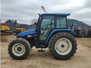 NEW HOLLAND TL80 - wheel tractor