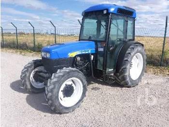 للجرارات الزراعية NEW HOLLAND TN95FA 4WD