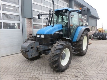 Wheel tractor NEW HOLLAND TS 100