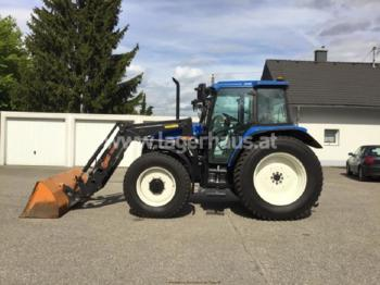 NEW HOLLAND TS 90 - wheel tractor