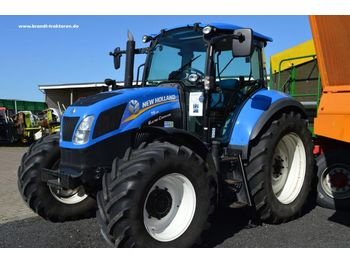 NEW HOLLAND T 5.115 EC - wheel tractor