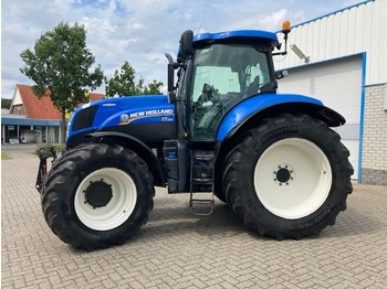 Wheel tractor  NewHolland T7.210AC